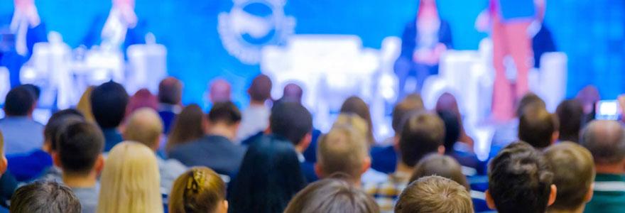 Organiser des événements pour entreprises